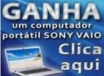 Ganha um Portátil Sony Vaio